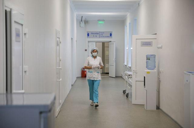 Кабмин составил антирейтинг областей по числу медиков, зараженных COVID-19. Иллюстративное фото.
