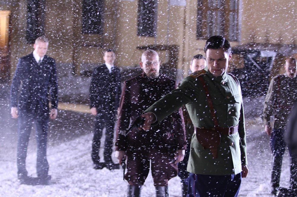 «Распутин» (2011) — великий князь Дмитрий Павлович.