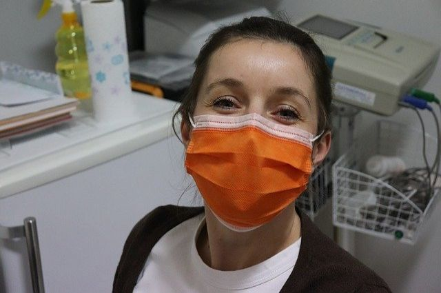 Ношение защитной маски в Тюмени может стать обязательным