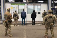 В Сумской области пограничники собирали дань c мигрантов