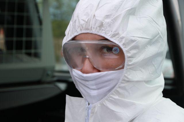 За весь период на коронавирусную инфекцию лабораторно обследовано 9063 человека.