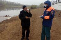 Инспекторы ГИМС провели рейд на набережной Урала в областном центре.