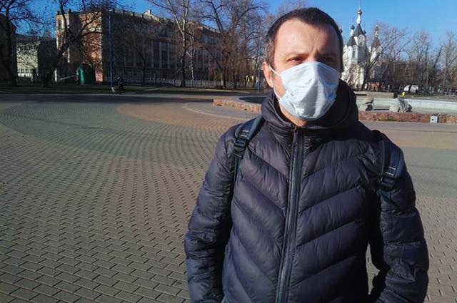 В Тюменской области из-за коронавируса ввели масочный режим