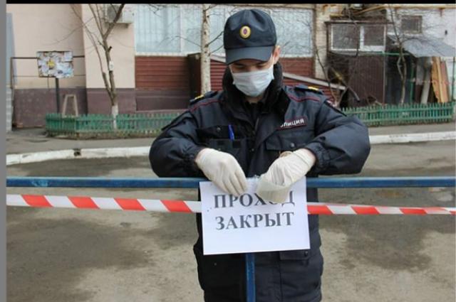 В Оренбурге в карантинных общежитиях выявлены новые случаи заражения.