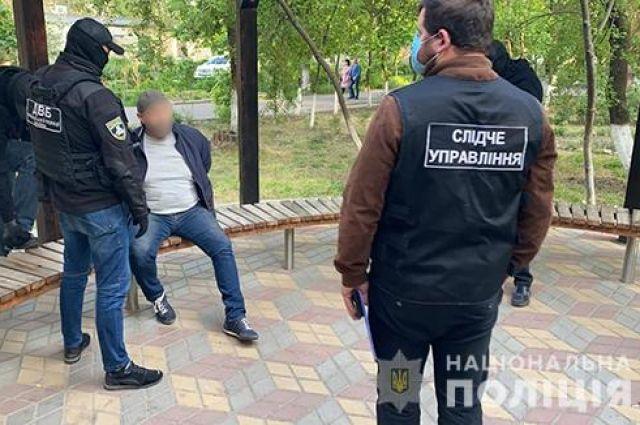 В Одесской области задержан главарь банды «черных» риэлторов