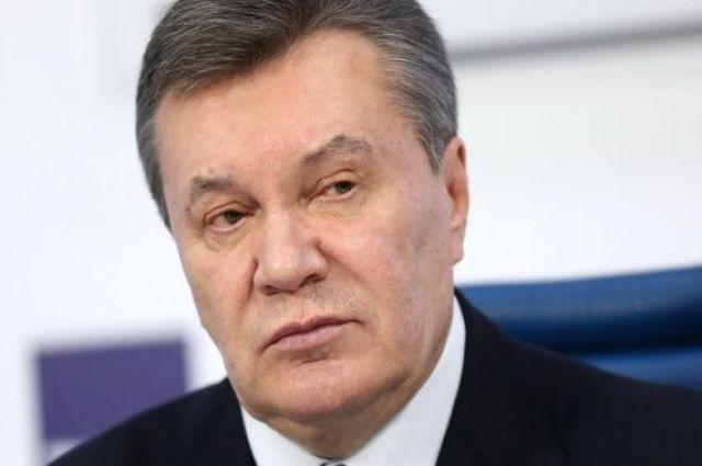 В Киеве суд заочно арестовал Януковича за узурпацию власти