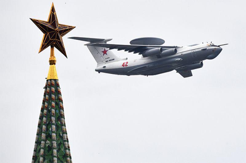Авиационный комплекс дальнего радиолокационного обнаружения А-50У.