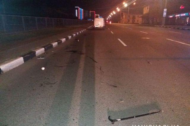 В Харькове водитель сбил пешехода: пострадавшая умерла в больнице