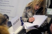 В Украине количество безработных за год увеличилось на 48%