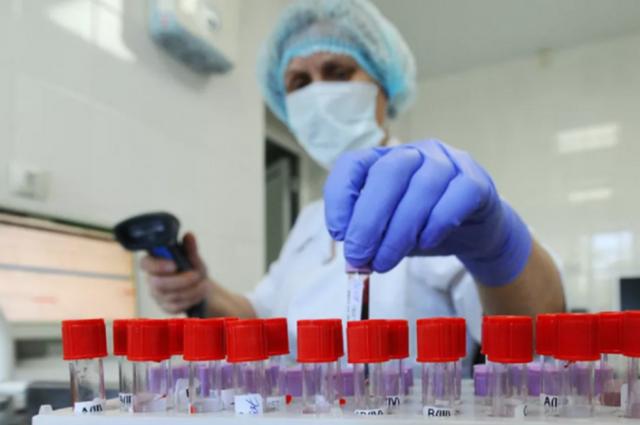 В Украине зафиксирован рекордно низкий процент зараженных коронавирусом