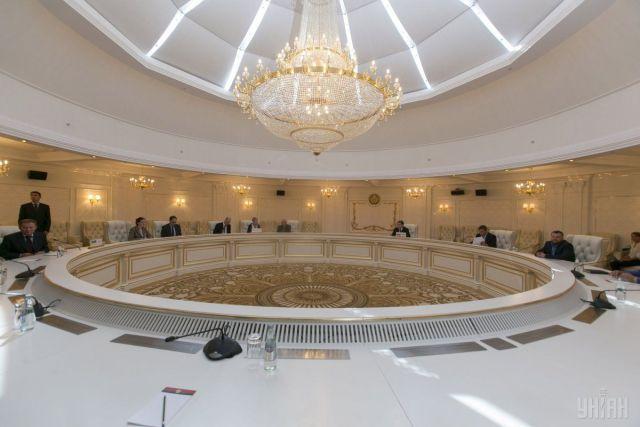 Зеленский утвердил новый состав делегации Украины в ТКГ
