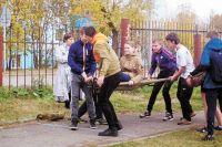 Районная военно-спортивная игра «Кубок Героев».
