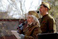 Во дворах Ижевска начали проводить концерты для ветеранов