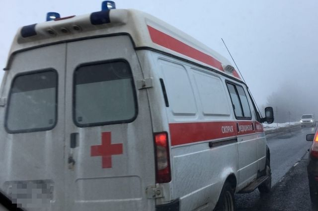 Мальчик получил травмы, его увезли в пермскую больницу.