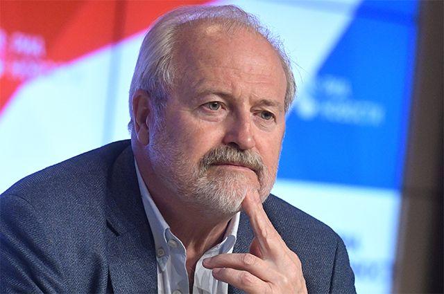 Режиссёр Владимир Хотиненко.