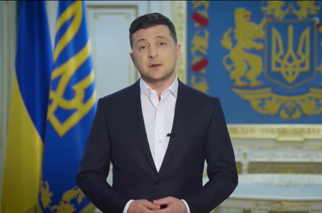 Зеленский поздравил украинских военных с Днем пехоты