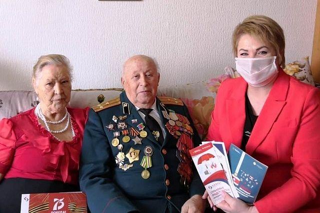 Дмитрия Жалиева поздравили с наступающим праздником.