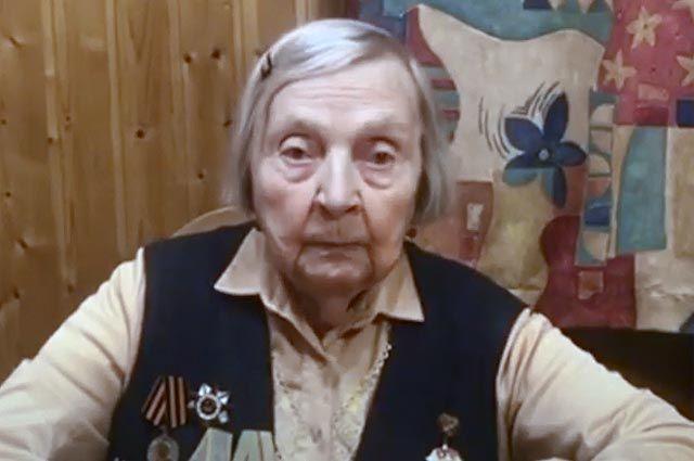 Зинаида Корнева.