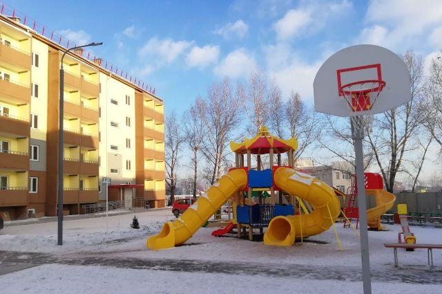 270 семей из ветхого жилья переедут в новые квартиры.