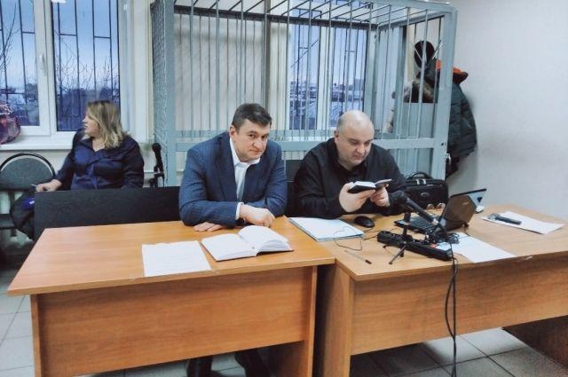 На 6 мая было назначено очередное заседание по делу бывшего мэра Оренбурга Евгения Арапова.