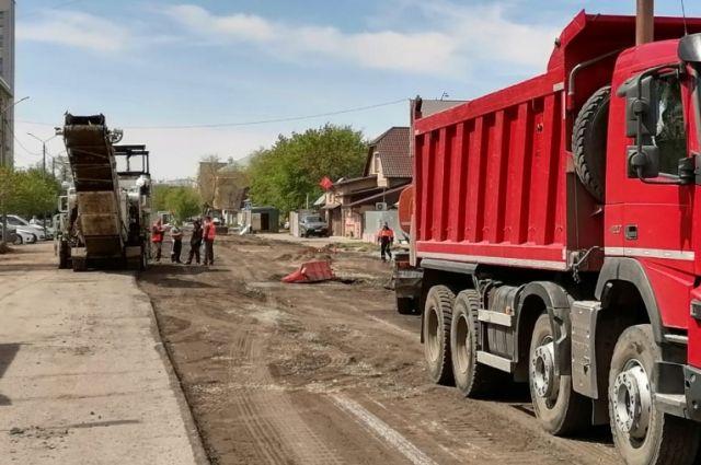 Гай входит в Орскую агломерацию, на которую в этом году выделены средства на ремонт дорог по национальному проекту.