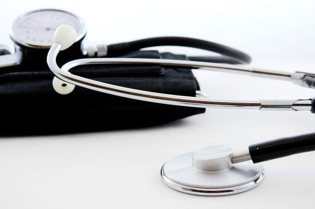 Областная больница в селе Ярково продолжает работу