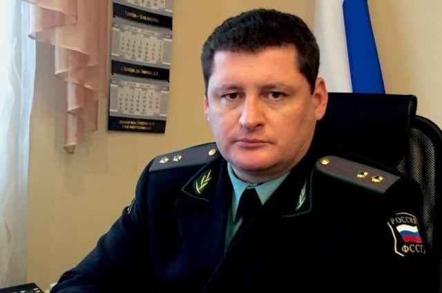 Оренбуржец назначен врио руководителя УФССП Калининградской области.
