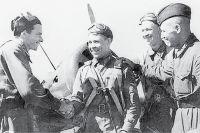 Красноярский лётчик Николай Тотмин первым в мире совершил таран самолёта.