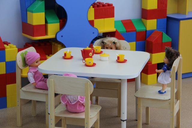 Восемь детских садов Оренбуржья признаны образцовыми.