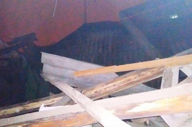 В центре Одессы произошло обрушение жилого дома