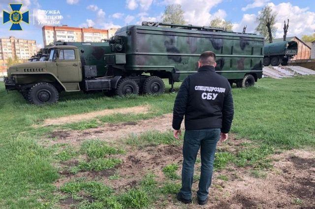 В Хмельницком дезертир ВСУ пытался продать радиолокационное оборудование