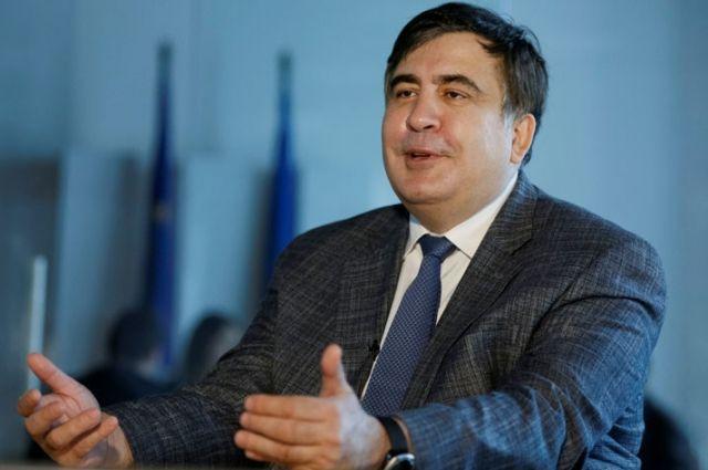 Саакашвили рассказал, чем он в первую очередь займется на новом посту