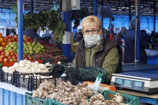 В Киеве откроют 19 продовольственных рынков: список, дата