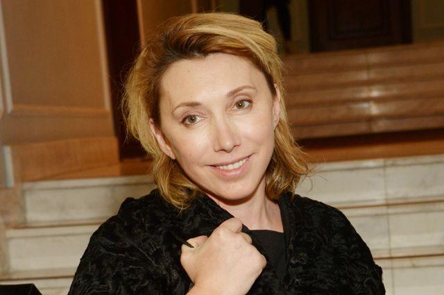 Елена Воробей.