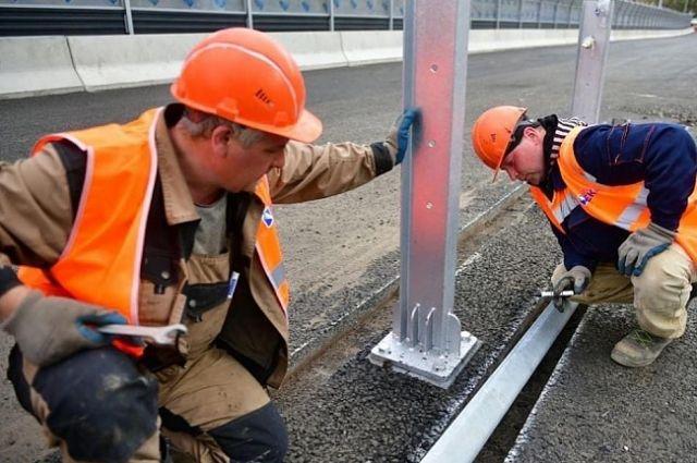 Лучше в объезд: на тюменской трассе идут восстановительные работы