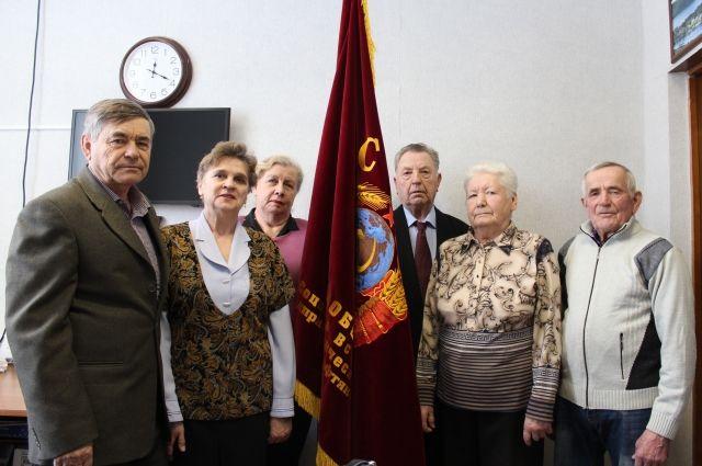 В АО Оренбургнефть гордятся трудовой доблестью своих ветеранов.