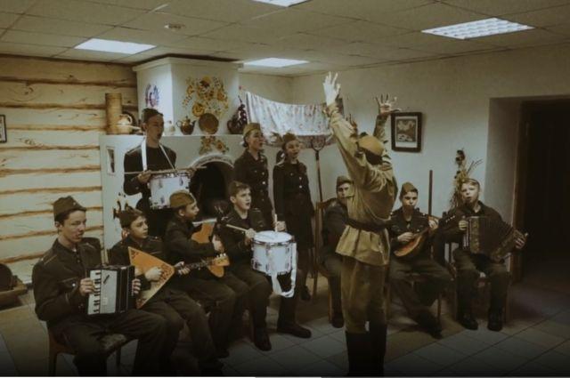 Работы финалистов и победителей конкурса могут включить в отчетные концерт, посвященный 75-летию Победы.