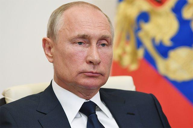 11 мая 2020. Президент РФ Владимир Путин проводит в режиме видеоконференции совещание о санитарно-эпидемиологической обстановке в связи с распространением коронавируса и новых мерах по поддержке граждан и экономики страны.
