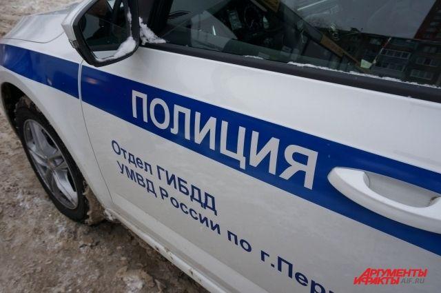 Полицейским удалось задержать подозреваемого.