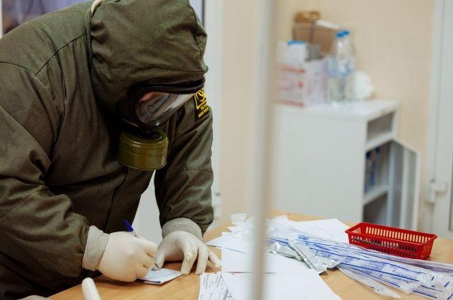 В Тюменской области диагностировали 70 новых случаев коронавируса