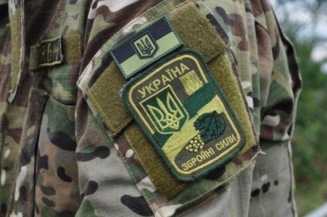 На территории воинской части нашли тело военного с огнестрельным ранением