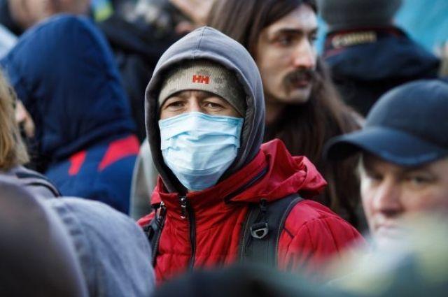 Коронавирус в столице: за сутки подтвердили 59 случаев заболевания