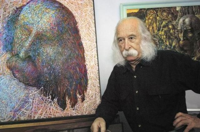 Гений современности: известному художнику Ивану Марчуку исполнилось 84 года