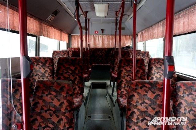 Также с начала действия режима самоизоляции обрабатывают весь городской транспорт.