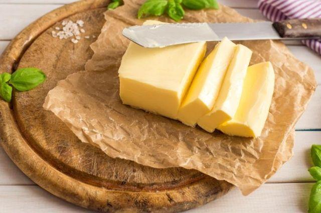 Украина в 11 раз увеличила импорт сливочного масла