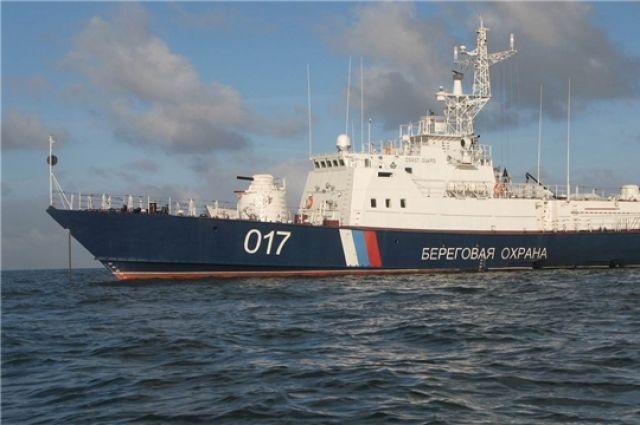 Сторожевик «Чебоксары» из Калининградской области «приплывёт» в порт приписки.