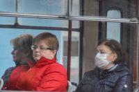 Тюменцам без масок в общественных местах грозит штраф