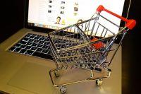 Большинство красноярских магазинов, если они не торгуют товарами первой необходимости, сейчас не работают.