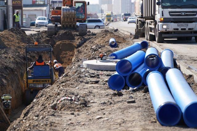 По направлению «Капитальный ремонт и ремонт дорог» в Красноярске будут отремонтированы 9 участков городских дорог протяженностью более 11 километров.