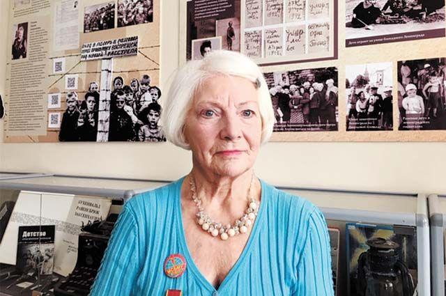 Лилия Дерябина: «Нас, живых свидетелей войны, осталось не так много. Но мы всё ещё готовы помогать своей стране в патриотическом воспитании молодёжи – рассказывать правду о войне, о подвигах советских людей».